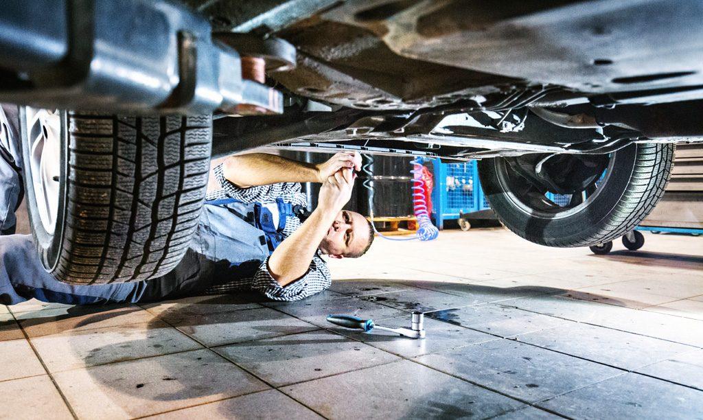 Auto reparatie garage
